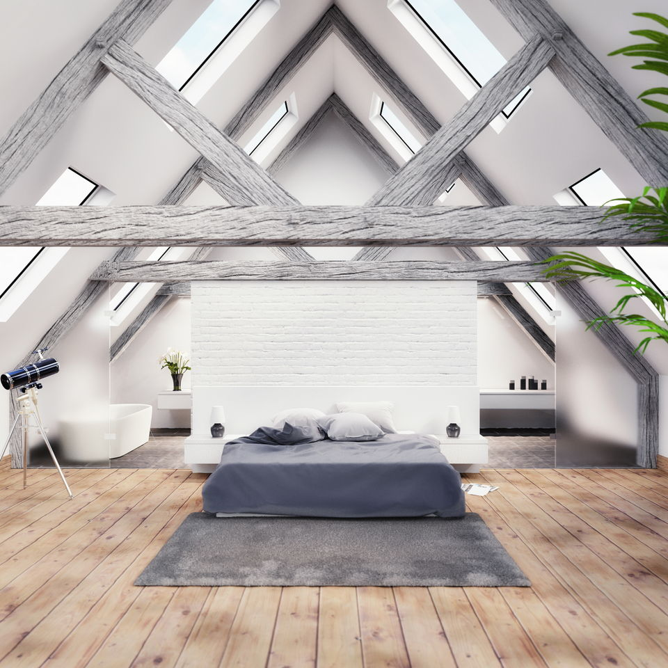 Residential design - loft conversion